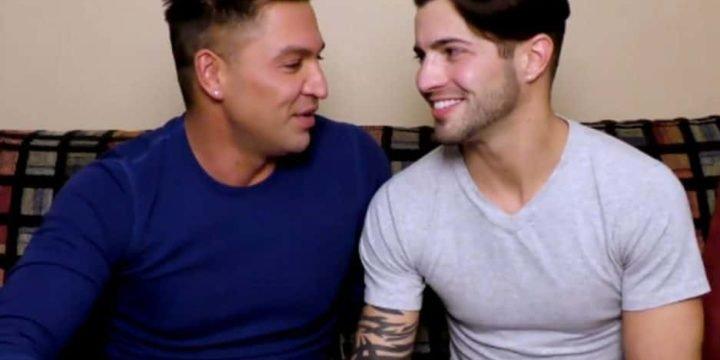 Pareja de actores porno gay se comprometen en matrimonio
